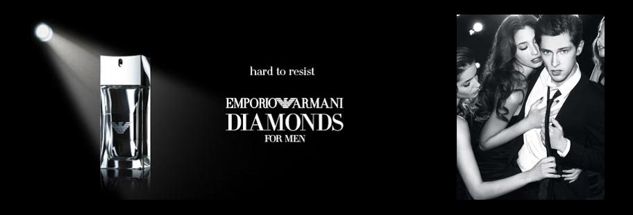 Emporio Diamonds Homme