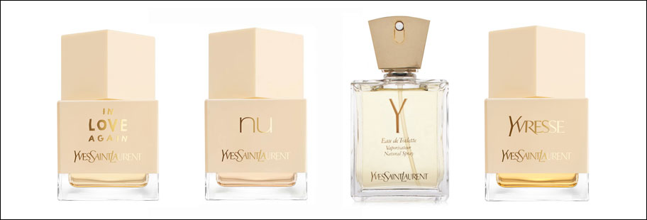 La Collection YSL