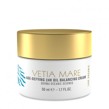 Vetia Mare Basispflege Age-Defying 24h Oil Balancing Cream