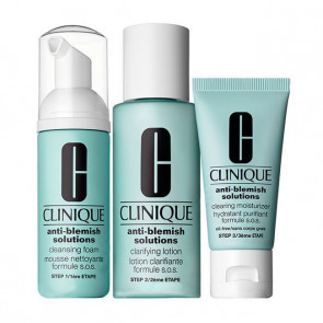 Clinique Anti-Blemish Solutions 3-Phasen-Systempflege Set