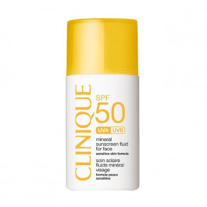 Clinique Sonnenschutz SPF 50 Mineral Sunscreen Fluid for Face
