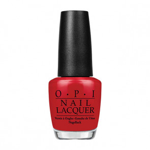 OPI Brazil Red Hot Rio