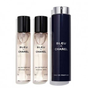 Chanel Bleu de CHANEL Eau de Parfum Twist and Spray nachfüllbar