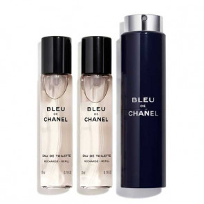 Chanel Bleu de CHANEL Eau de Toilette Twist and Spray nachfüllbar