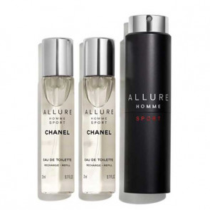 Chanel Allure Homme Sport Eau de Toilette Twist and Spray