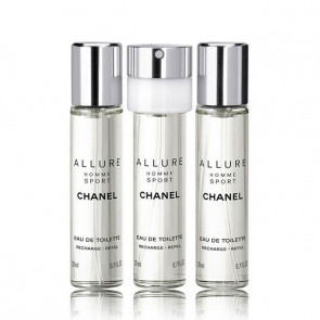 Chanel Allure Homme Sport Eau de Toilette Twist and Spray Refill