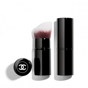 Chanel Les Pinceaux de CHANEL Pinceau Fond de Teint Rétracable N°103 Einziehbarer Make-up Pinsel