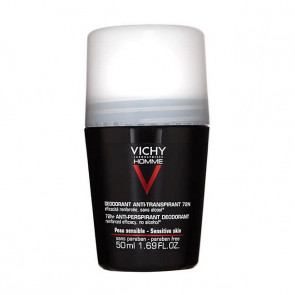 Vichy Homme Deo Roll-on intensiv regulierend