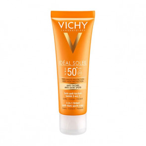 Vichy Ideal Soleil 3-in-1 Tinted Anti-Dark Spots Care SPF 50