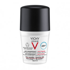 Vichy Homme Deo Anti-Flechen 48h Roll on
