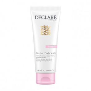 Declaré Body Care Bamboo Body Scrub