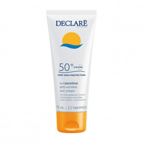 Declaré Sun Sensitive Anti-Wrinkle Sun Cream SPF 50+