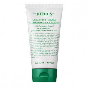 Kiehl's Cleanser & Toner Cucumber Herbal Conditioning Cleanser