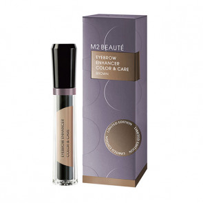 M2 Beauté M2 Brows Eyebrow Enhancer Color & Care Brown