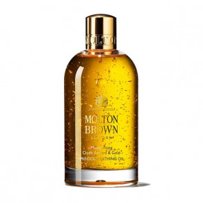 Molton Brown Duschen & Baden Mesmerising Oudh Accord & Gold Precious Bathing Oil