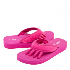 Pedi Couture Spa Fuchsia Terry Solid