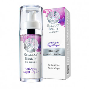 Regulat Hautpflege Beauty Anti Aging Night Creme