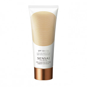 Sensai Silky Bronze Cellular Protective Cream for Body SPF 50