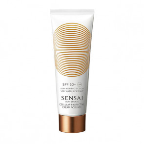 Sensai Silky Bronze Cellular Protective Cream for Face SPF 50
