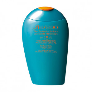 Shiseido Sun Protection Lotion SPF 15